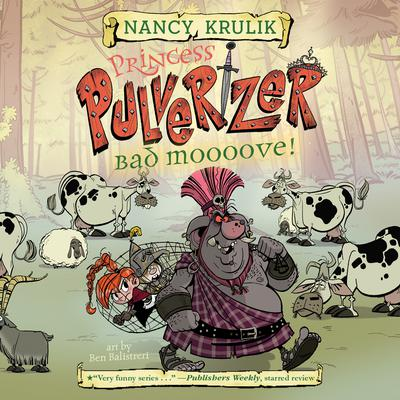 Bad Moooove! by Nancy Krulik audiobook