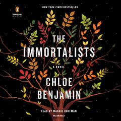 The Immortalists by Chloe Benjamin audiobook