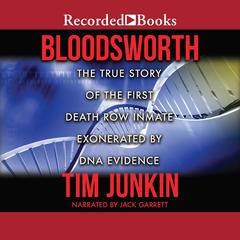 Bloodsworth by Tim Junkin audiobook