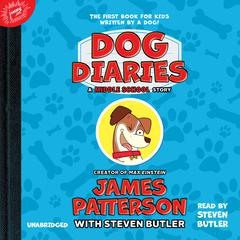 Dog Diaries by James Patterson audiobook
