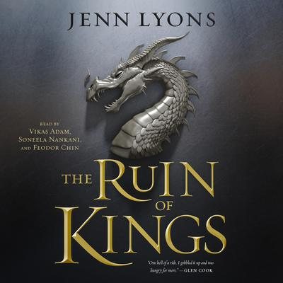 The Ruin of Kings by Jenn Lyons audiobook