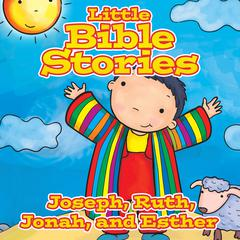 Little Bible Stories by Johannah  Gilman Paiva audiobook