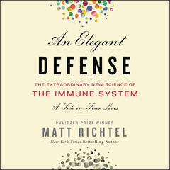 An Elegant Defense by Matt Richtel audiobook