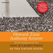 Voices of a People's History of the United States, 10th Anniversary Edition by  Howard Zinn audiobook