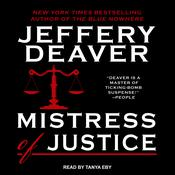 Mistress of Justice by  Jeffery Deaver audiobook