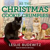 As the Christmas Cookie Crumbles by  Leslie Budewitz audiobook