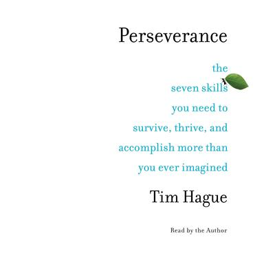 Perseverance by Tim Hague audiobook
