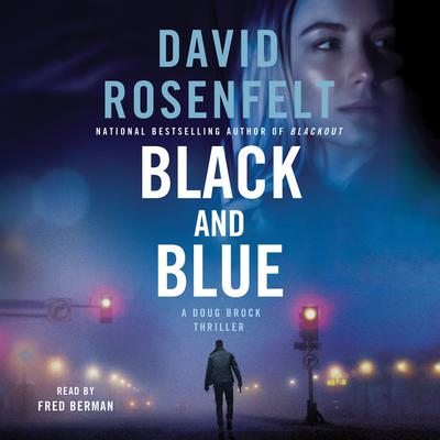 Black and Blue by David Rosenfelt audiobook
