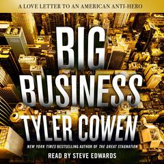 Big Business by Tyler Cowen audiobook