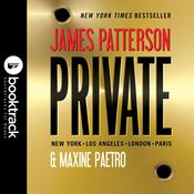 Private by  Maxine Paetro audiobook
