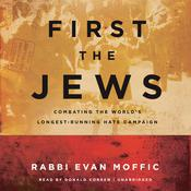 First the Jews by  Rabbi Evan Moffic audiobook