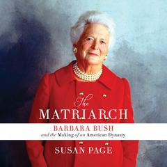 The Matriarch by Susan Page audiobook