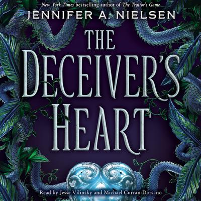 The Deceiver's Heart by Jennifer A. Nielsen audiobook