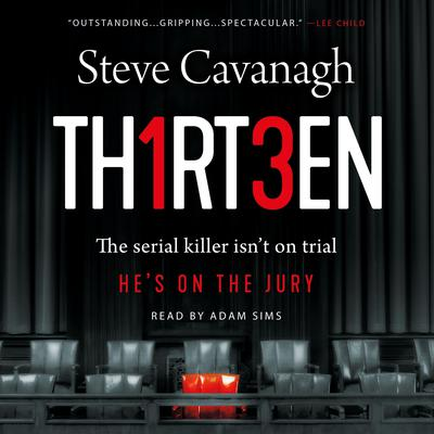 Thirteen by Steve Cavanagh audiobook