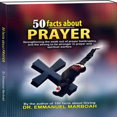 50 Facts About Prayer by Emmanuel Marboah audiobook