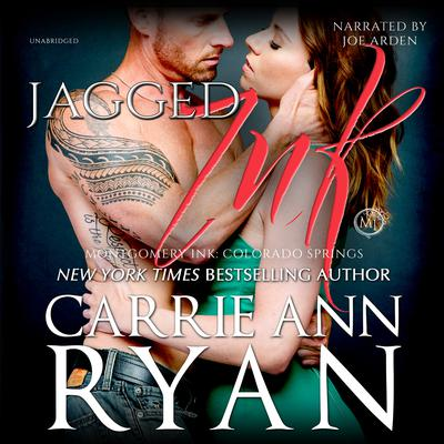 Jagged Ink by Carrie Ann Ryan audiobook
