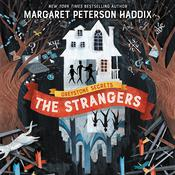Greystone Secrets #1: The Strangers by  Margaret Peterson Haddix audiobook
