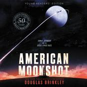 American Moonshot Young Readers' Edition by  Winifred Conkling audiobook