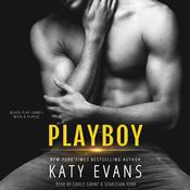 Playboy by  Katy Evans audiobook