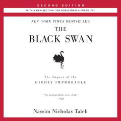 The Black Swan: Second Edition by Nassim Nicholas Taleb audiobook