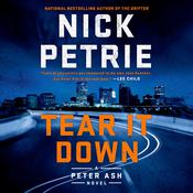 Tear It Down by  Nick Petrie audiobook