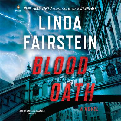 Blood Oath by Linda Fairstein audiobook