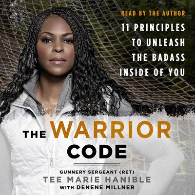 The Warrior Code by Tee Marie Hanible audiobook