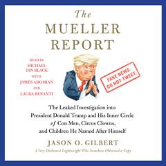 The Mueller Report by To Be Confirmed audiobook