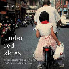 Under Red Skies by Karoline Kan audiobook