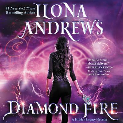 Diamond Fire by Ilona Andrews audiobook