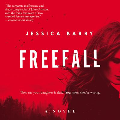 Freefall by Jessica Barry audiobook