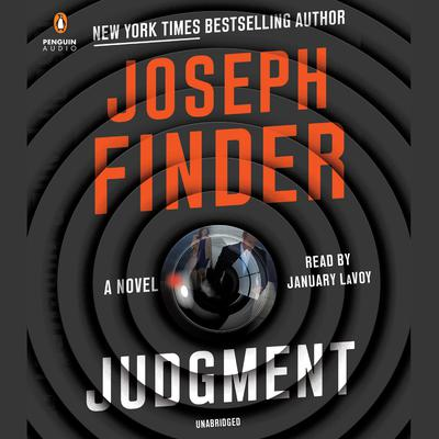 Judgment by Joseph Finder audiobook