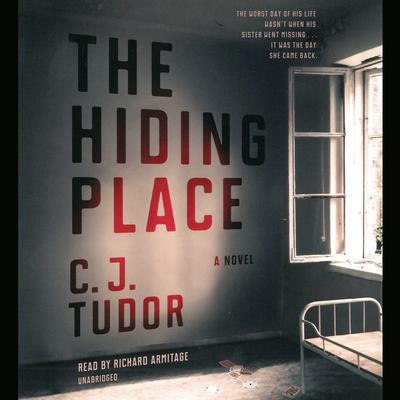 The Hiding Place by C. J. Tudor audiobook