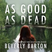 As Good as Dead by  Beverly Barton audiobook
