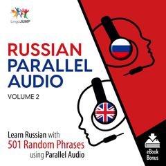 Russian Parallel Audio Volume 2 by Lingo Jump audiobook
