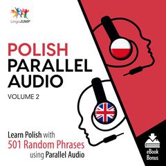 Polish Parallel Audio Volume 2 by Lingo Jump audiobook