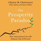 The Prosperity Paradox by  Karen Dillon audiobook
