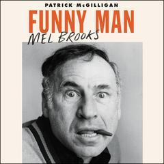 Funny Man by Patrick McGilligan audiobook
