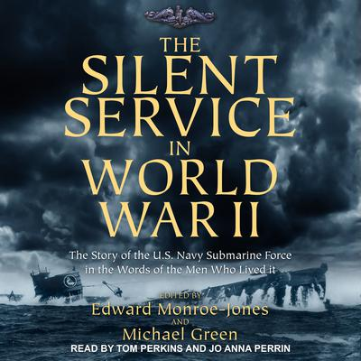 The Silent Service in World War II by  audiobook