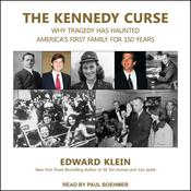 The Kennedy Curse by  Edward Klein audiobook