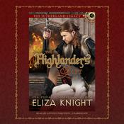 The Highlander's Gift by  Eliza Knight audiobook