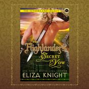 The Highlander's Secret Vow by  Eliza Knight audiobook