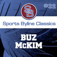 Sports Byline: Buz McKim by Ron Barr audiobook