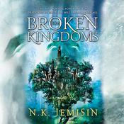 The Broken Kingdoms by  N. K. Jemisin audiobook