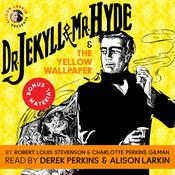 <i>Dr. Jekyll and Mr. Hyde</i> & <i>The Yellow Wallpaper</i> by  Charlotte Perkins Gilman audiobook