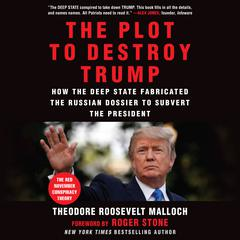 The Plot to Destroy Trump by Theodore Roosevelt Malloch audiobook