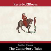 The Canterbury Tales by  Peter Ackroyd audiobook