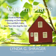 Age in Place by Lynda G. Shrager audiobook