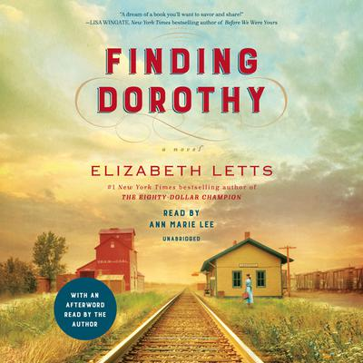 Finding Dorothy by Elizabeth Letts audiobook