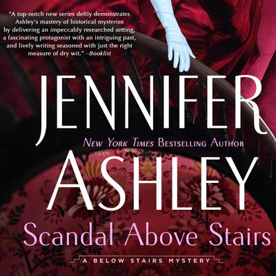 Scandal Above Stairs by Jennifer Ashley audiobook